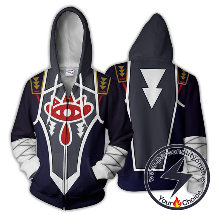 The Legend of Zelda Hoodie - Sheik Jacket