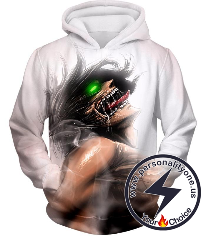 Attack on Titan Always Cool Survey Soldier Captain Levi Hoodie