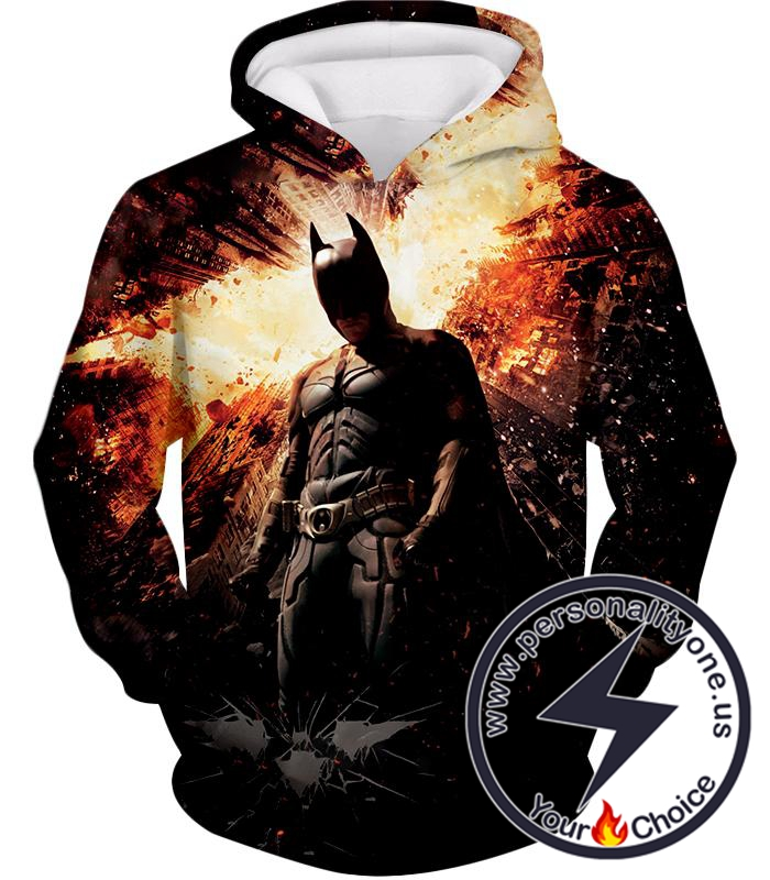 Batman The Dark Knight Ultimate Graphic Promo Hoodie