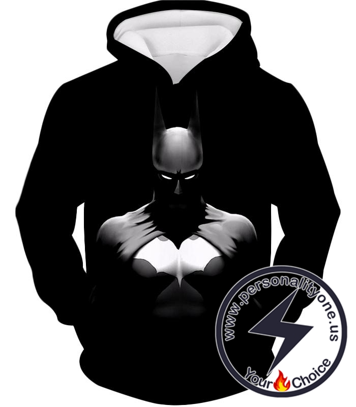 Best DC Superhero Batman Cool Black Hoodie