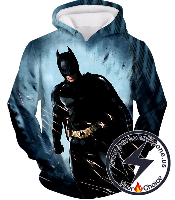 DC Comic Action Hero Batman Cool Graphic Hoodie