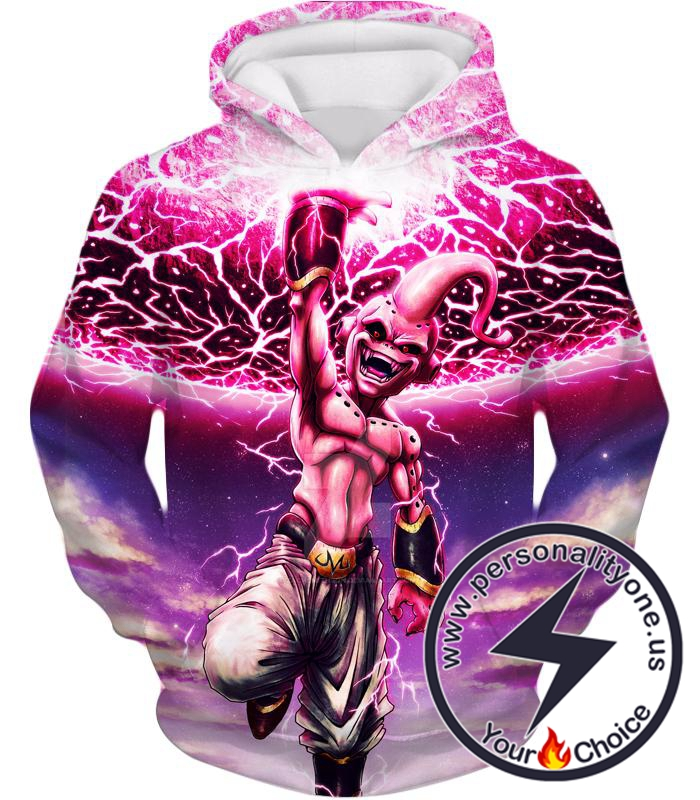 Dragon Ball Z Hoodie - Kid Majin Buu