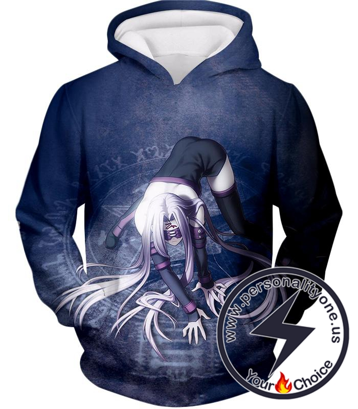 Fate Stay Night Rider Class Servant Medusa Cool Hoodie