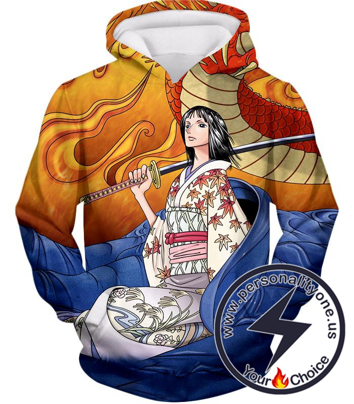 One Piece Hot Anime Girl Devil Child Nico Robin Awesome Hoodie