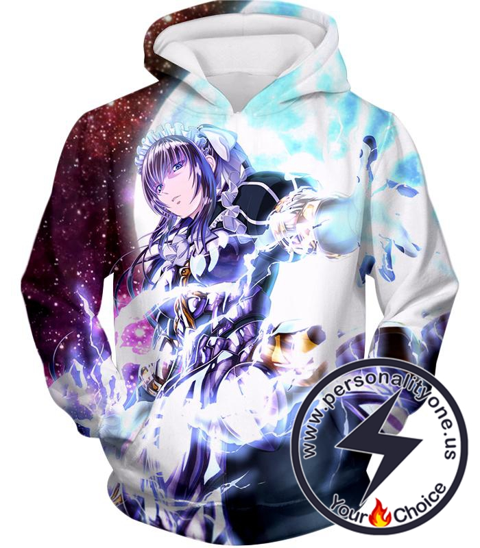 Overlord Powerful Adventurer Nabe Awesome Anime Action Hoodie