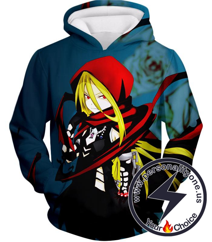 Overlord Prime Grade Magic Caster Evileye Cool Anime Promo Hoodie