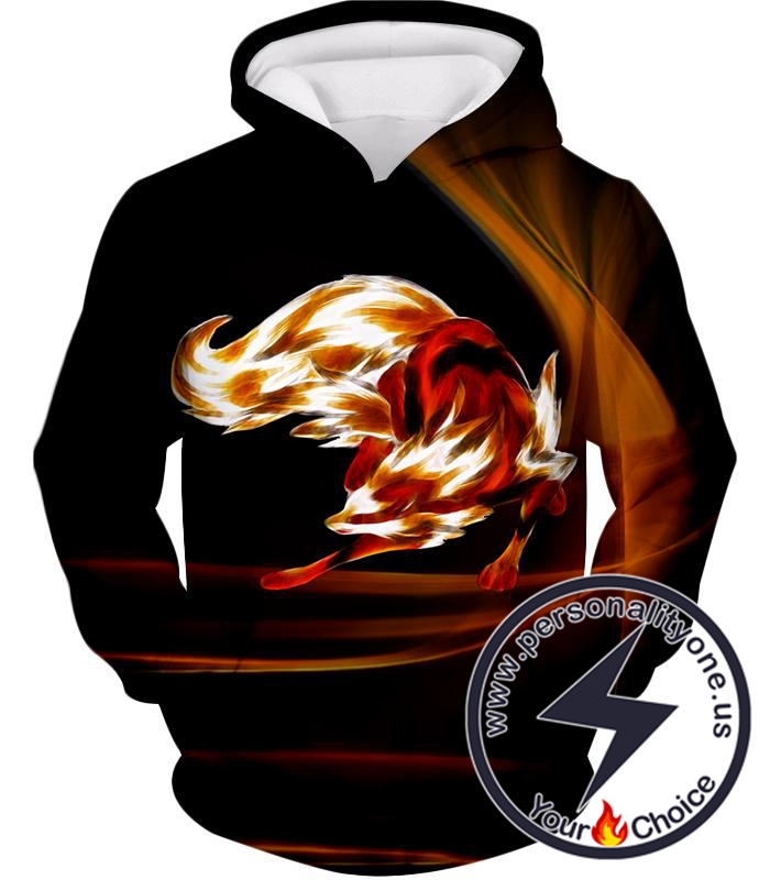 Pokemon Awesome Pokemon Fanart Lycanroc Dusk Cool Black Hoodie