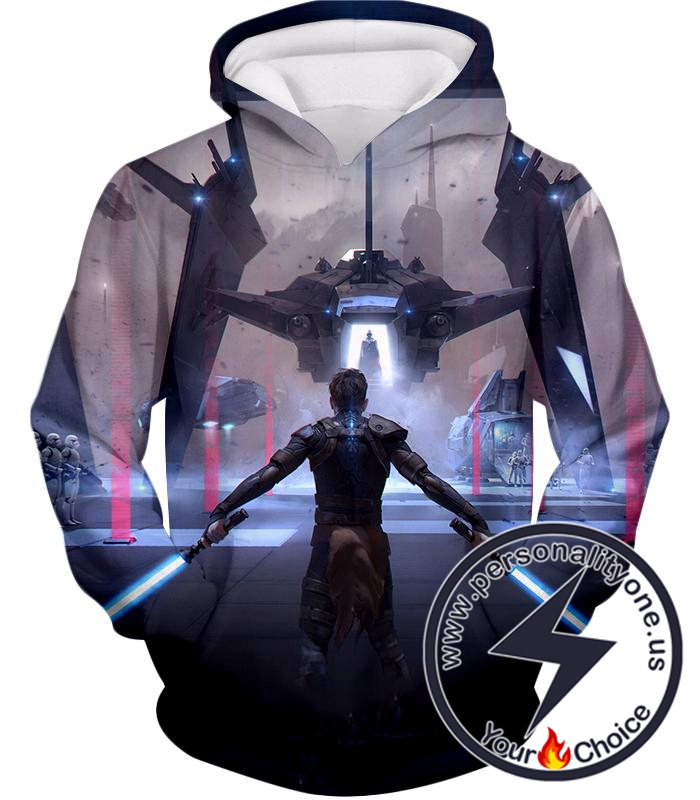 Star Wars Amazing Star Wars 3D Graphic Action Hoodie