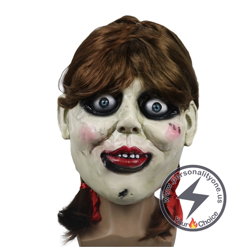 Annabelle Comes Home Masks Annabelle Mask