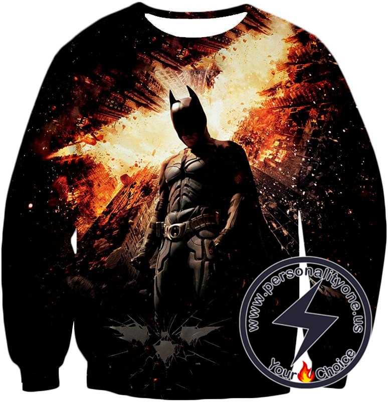 Batman The Dark Knight Ultimate Graphic Promo Sweatshirt