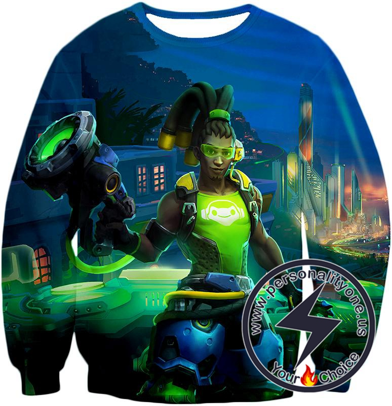 Overwatch Celebrity Hero Lucio Sweatshirt