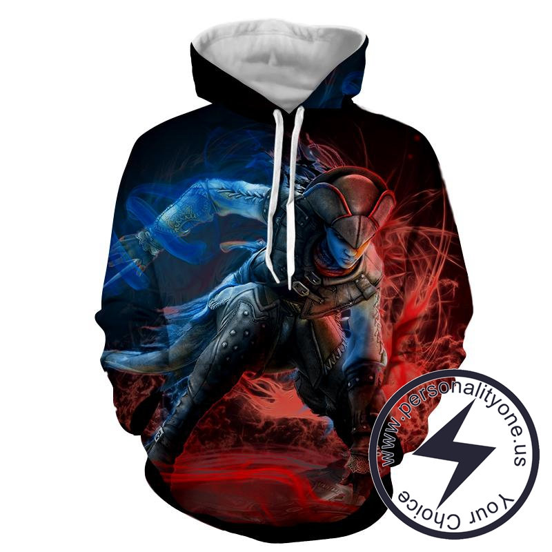 Assassin's Creed 3D - Aveline - Assassin's Creed Hoodies
