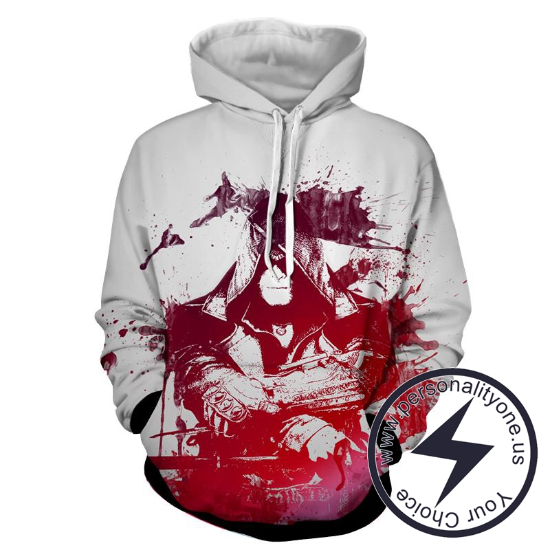 Assassin's Creed 3D - Jacob Frye - Assassin's Creed Hoodies