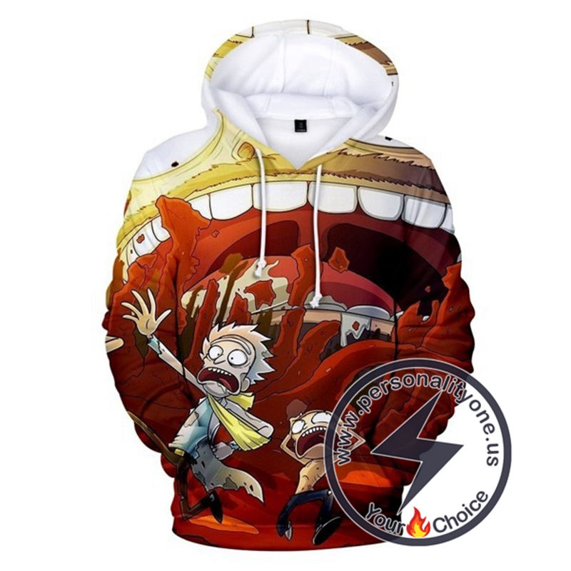Best Seller 2020 Rick And Morty Unisex Hoodies