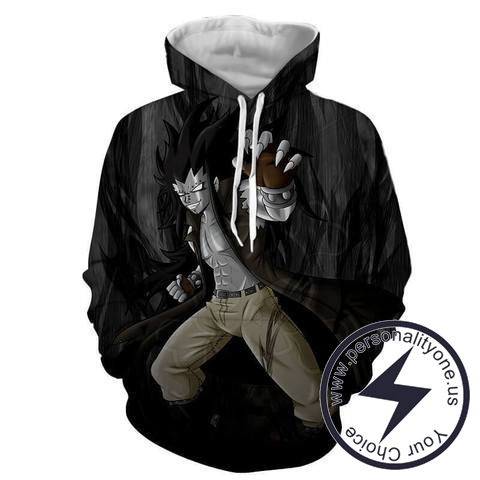 Fairytail 3D Printed - Fairytail Hoodies - Fairytail