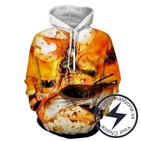 Natsu Dragneel Against Acnologia - Fairytail Hoodies - Fairytail