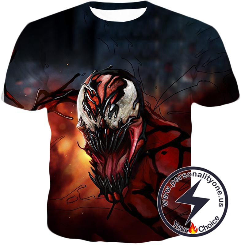 Extremely Awesome Symbiotic Creature Carnage T-Shirt